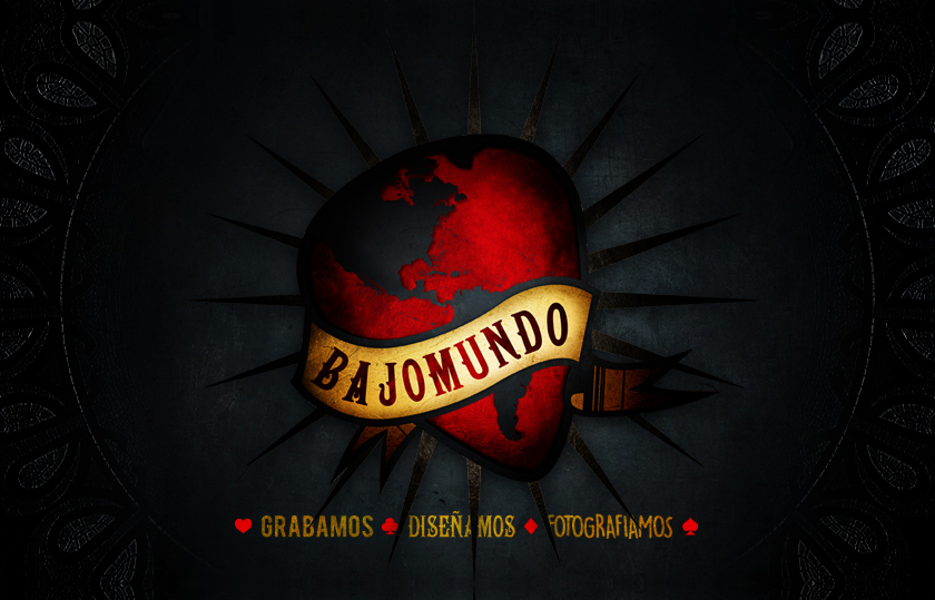 Bajomundo - Isologotipo